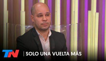 """Luis Gasulla: """"La relación entre Lázaro Báez y CFK era mala""""   SÓLO UNA VUELTA MÁS"""