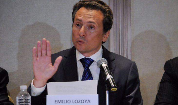 Videos que presentará Lozoya revelarían pago de sobornos a políticos