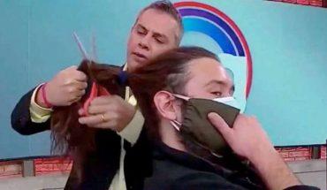 """Viñuela tras cortarle el pelo a un camarógrafo en el matinal: """"No medí las consecuencias de mis actos"""""""