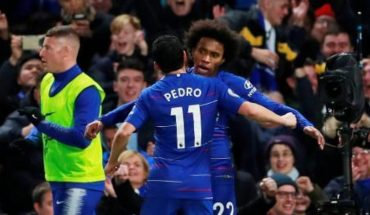 Willian y Pedro seguirán en el Chelsea