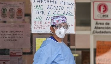 aumentan hospitalizaciones por COVID en CDMX