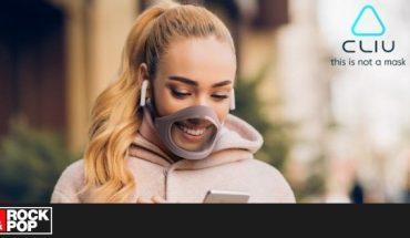 nueva mascarilla tecnológica transparente que lo enfrenta