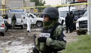 3 suspected perpetrators of massacre in Irapuato are arrested
