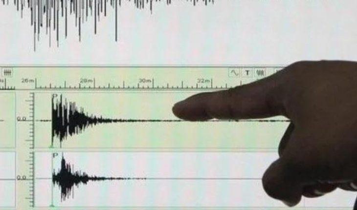 5.7 earthquake recorded in Oaxaca