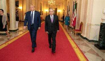 AMLO says he didn't talk about the wall with Trump to avoid differences
