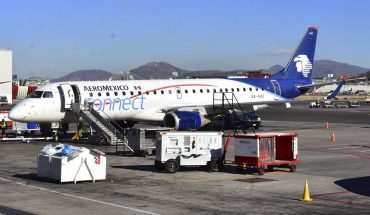 Aeromexico files ubankruptcy in US for COVID-19 pandemic