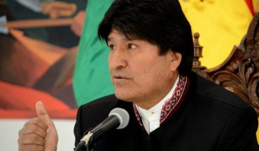 """Bolivia's prosecutor's office charged """"terrorism"""" charges against Evo Morales and requested his arrest"""