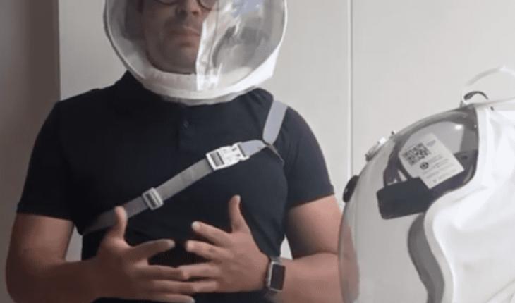 Bubble Bio-1, the new biosecurity capsule against covid-19