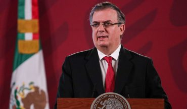 COVID-19 vaccine could be taken by the end of the year: Ebrard