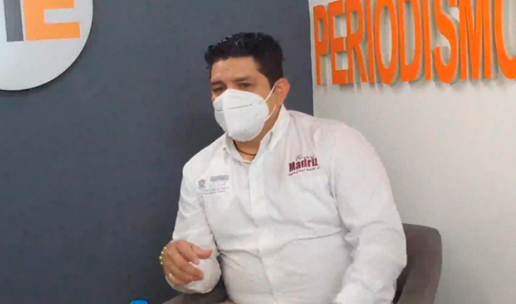 Calls Toño Madriz to generate educational schemes for marginalized sectors in Michoacán