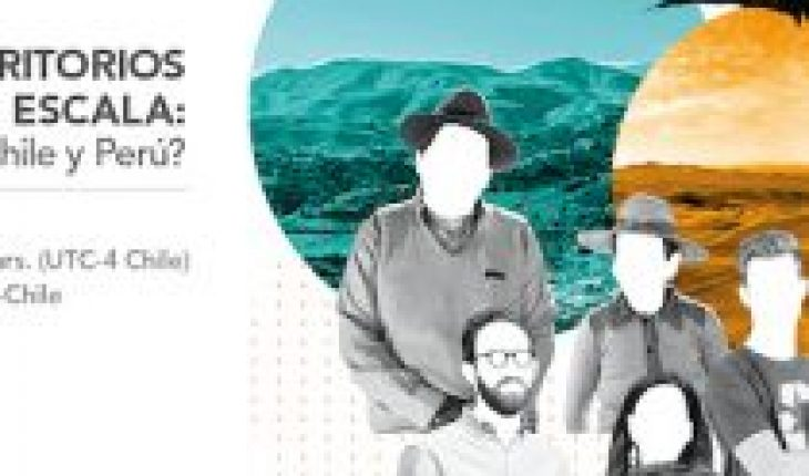 """Conversation """"Participation in territories with large-scale mining: What have we learned in Chile and Peru?"""" via online"""