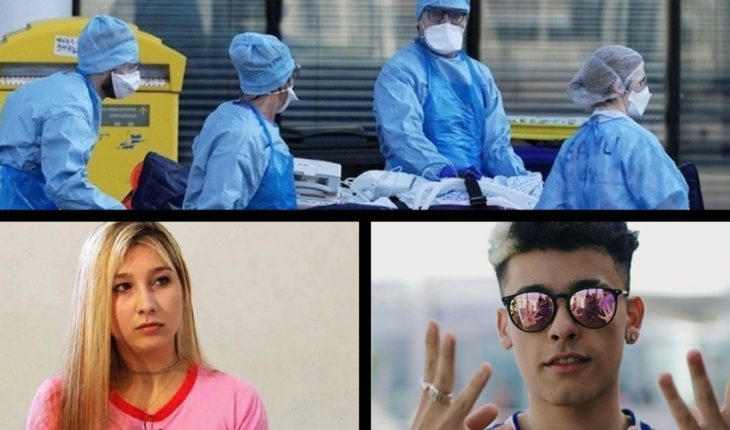 "Coronavirus: 40 deceased and total 2,847; Mario Ishii: ""I have to cover them when they sell falopa""; Jair Bolsonaro was negative for coronavirus; Nahir Galarza goes for a ""gender-based"" trial and more..."