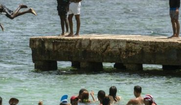 Cuba beaches are full of visitors and authorities alert for Covid-19