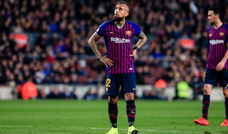 David Beckham would have called Arturo Vidal to take him to MLS