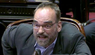 Deputy Fernando Iglesias made an anti-democratic publication