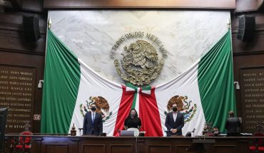 Double moral sins the Local Congress of Michoacán, before exhortation of LGBT visibility