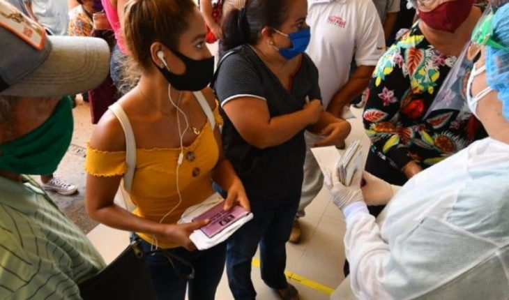 Drug viacrucis live in the middle of the Covid-19 pandemic in Mazatlan