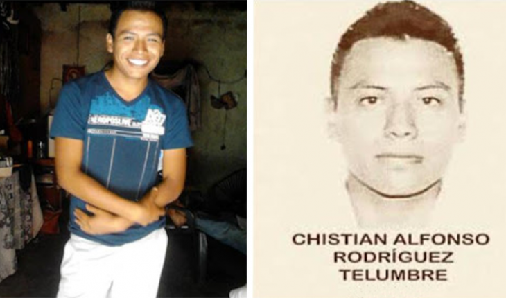 FGR identifies another normalist missing in Ayotzinapa