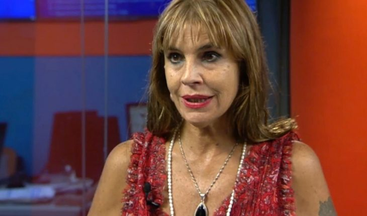 """Fabiana Cantilo about her romance with Fito Páez: """"I was weird, very asexuated"""""""