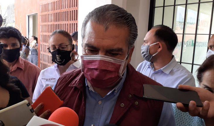 Federation gave last go-ahead for train relocation in Morelia: Raúl Morón