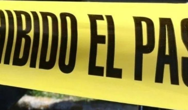 From a bullet in the chest, they kill a man in Golden Prairie 6, in Mazatlan