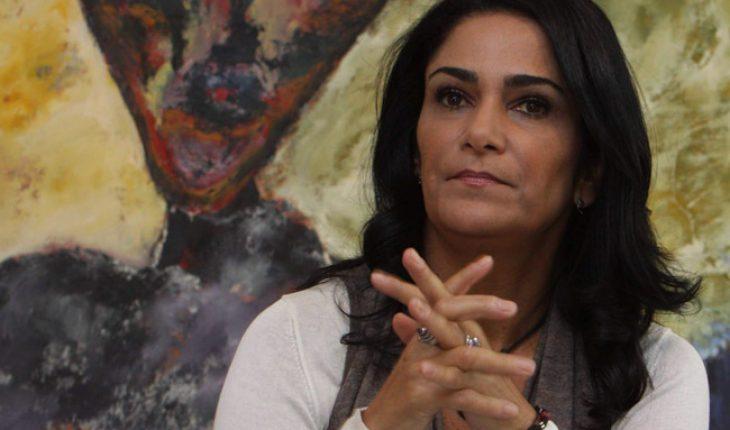 Gertz Manero lies, Kamel Nacif was located by me, says Lydia Cacho