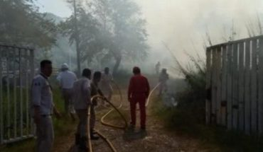 It operates Pemex pipeline in Veracruz; there are 5 injured