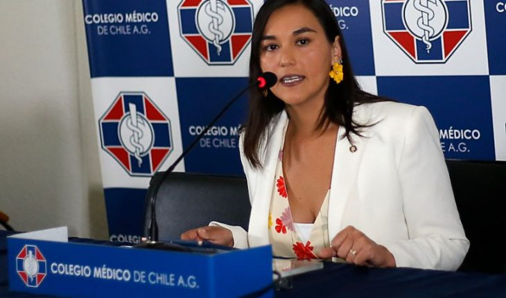 """Izkia Siches by announcement of deconfination in Los Ríos and Aysén: """"We are a little surprised by the measure"""""""
