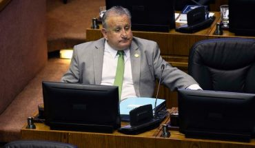 José Durana (UDI) said that if the current scenario does not vary he opts for voting in favor of the withdrawal of 10%