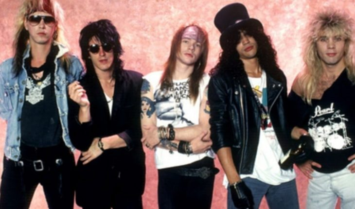 """July 21: """"Appetite for Destruction"""" was released by Guns N'Roses"""