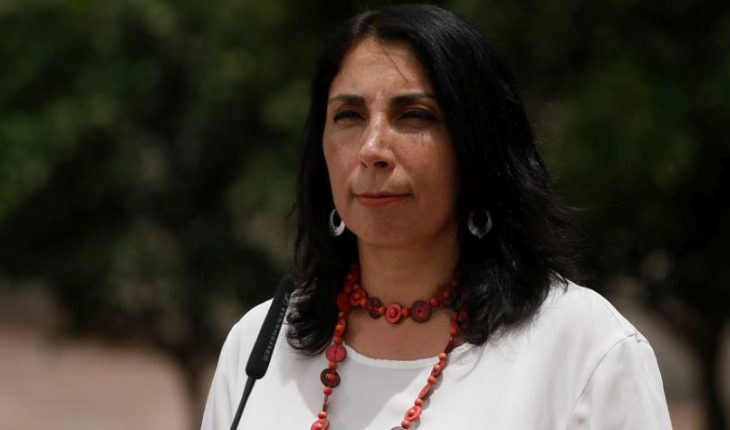 """Karla Rubilar after the death of Angela Jeria: """"A wise and respectful woman who leaves a great legacy of unity"""""""