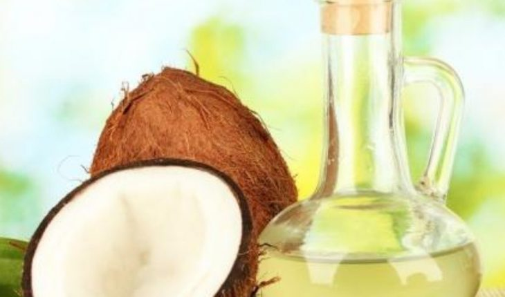 Make homemade collagen with coconut oil and aloe vera, it's very easy