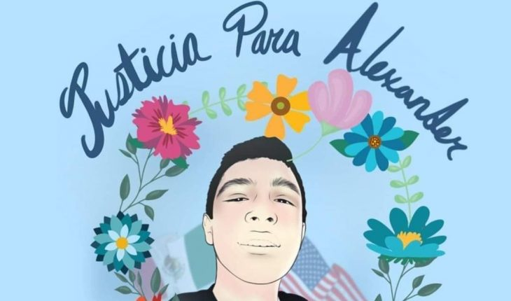 Menace parents of Alexander, young man killed by Oaxaca policemen