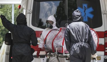 Mexico adds 36 thousand 906 deaths by COVID and 317 thousand cases
