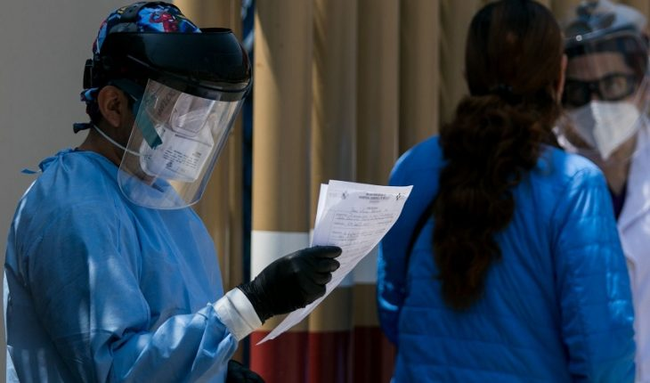 Mexico reaches 34 thousand deaths per COVID-19 and accumulates 289 thousand cases
