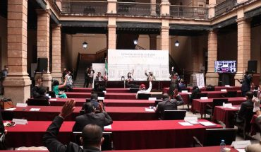 Michoacán Congress declares unfair Political Judgment against Silvano Aureoles
