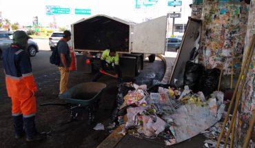 Morelia City Council displaces several cleanup brigades in the city