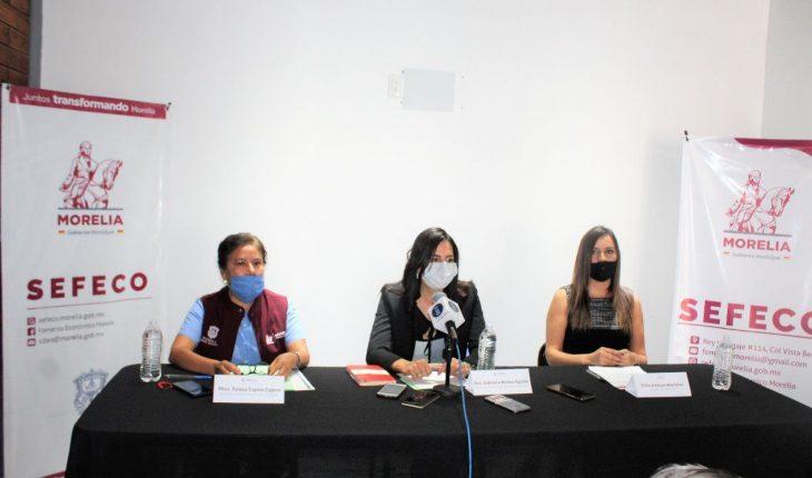 "Morelia City Council invites course-workshop ""Creation of Cooperatives"""