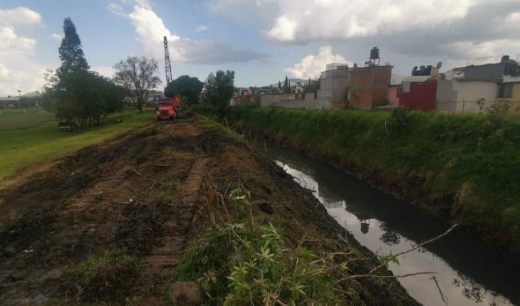 OOAPAS second stage of the 'Morelia Deep Drain Cleansing' Program begins