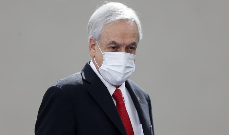 President Piñera spoke at the Mercosur summit and stated that during the pandemic there has been a governance vacuum""