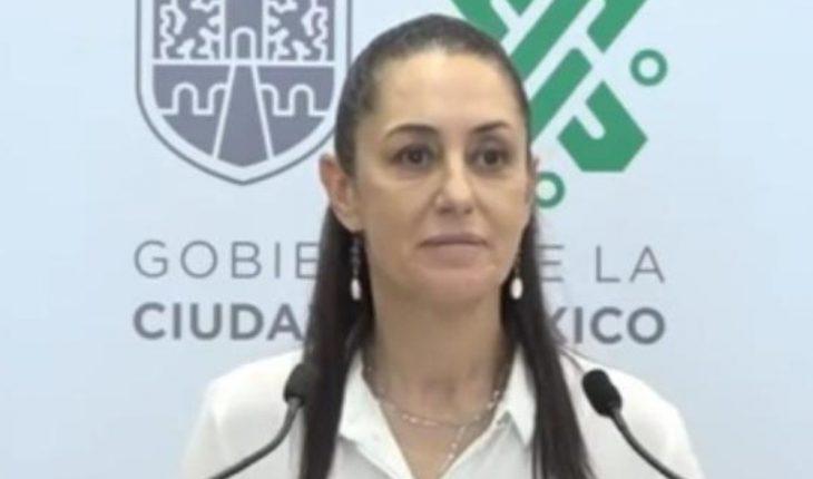 Sheinbaum denies Ciro Gómez Leyva