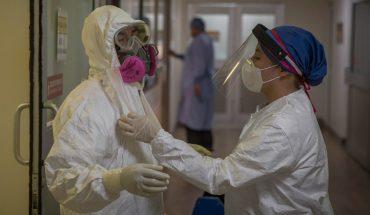 Sheinbaum reports slight increase in COVID hospitalized in CDMX