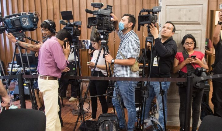 Stigmatized and with precarious work, the situation of journalists