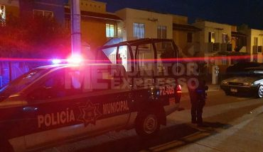 Subject is deprived of his existence in front of his house, in Zamora