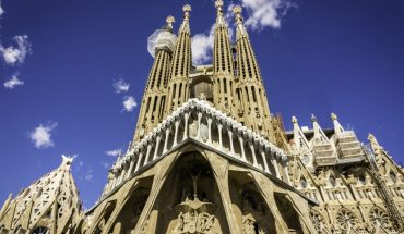 The doors of the Sagrada Familia are reopened in Barcelona