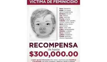 They found death under 2 years of age in Neza; offer reward for data