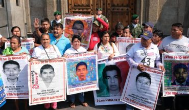 They identify Alfonso Rodriguez, one of Ayotzinapa's 43 normalists