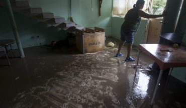 Three dead and four missing by Tropical Storm Hanna add up