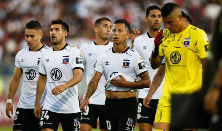 """Umbro announced that he will end colo Colo contract after allegation of """"breaches"""""""