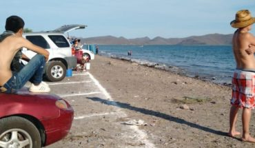 Visits to El Maviri beach, Sinaloa are reactivated